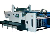 半自动丝网印刷机进行丝印的时候 出现矽眼现象 怎么办?