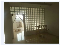 客厅用玻璃会透明吗  什么是玻璃砖隔断