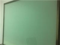 涂什么能把普通白玻璃变成磨砂玻璃  什么是玻璃画
