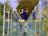 马仁奇峰玻璃栈道要多少钱  塑钢玻璃窗如何选购
