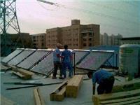 太阳能热水器真空管的结构  太阳能玻璃管漏水怎么办