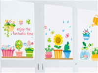 怎样去掉贴在玻璃上的广告贴纸  玻璃贴膜质量检测方法