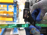 新突破!郴州旗滨成功生产出19mm超厚玻璃