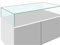 玻璃展柜制作需注意什么  展示柜常见的材质分类
