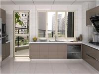 厨房橱柜用玻璃门的优缺点  厨房玻璃推拉门的安装方法
