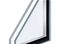 双层中空玻璃能否开孔  钢化玻璃外墙可以用几年