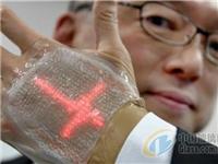 日本研发柔性LED健康显示屏:可拉伸145%