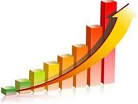 1-12月进口额前五位省份增长情况