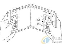 三星发布新专利图显示 全透明玻璃显示屏设计