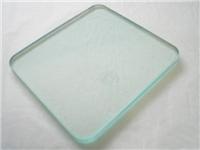 平板钢化玻璃的加热对玻璃特性的影响!