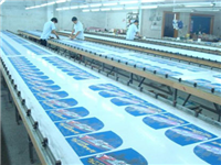 玻璃丝网印刷出现墨膜边缘缺陷,如何解决?