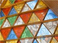 建筑工程彩釉玻璃釉料之色料!