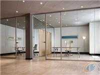 玻璃隔断墙多少钱一平方 不锈钢玻璃隔断多少钱一平方