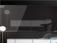 黑色烤漆玻璃哪里适合用  黑色烤漆玻璃上的油漆如何去除