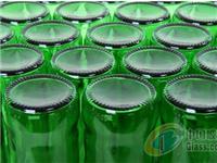 玻璃酒瓶凹底的作用是什么?