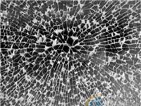 玻璃裂纹形成原理  天然玻璃是如何形成的