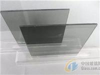 热反射玻璃用什么材料做的?