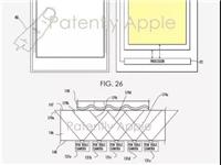 苹果新专利申请书显示它又开始捣鼓不同屏下指纹扫描仪