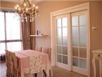 玻璃门塑钢门框如何挑选  厨房门用木门还是玻璃门