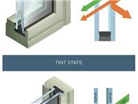 智能窗户优化建筑设计