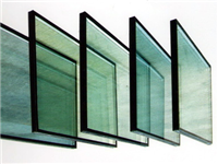内置百叶中空玻璃热工性能模拟分析