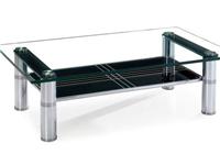 客厅玻璃茶几标准尺寸是多少  玻璃茶几的特点是什么