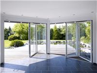 不锈钢玻璃门安装方法  玻璃砖价格一般是多少