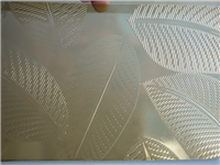 压花玻璃是怎么做出花纹的  飘窗的结构类型