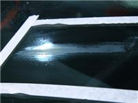 挡风玻璃有划痕怎么抛光  玻璃上出现划痕该怎么办