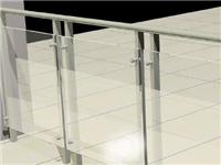 如何选择玻璃栏河的材料  夹层玻璃装饰墙面好不好