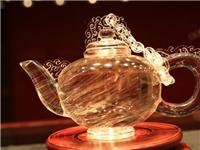 玻璃茶壶泡茶有什么优点  玻璃茶具该怎么制造成型