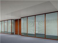 双玻璃百叶隔断有何特点  中空百叶玻璃产品的特点