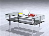 玻璃茶几该怎样自己拼装  玻璃面家具怎样清洁保养