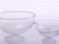 玻璃蒸发皿使用注意事项  玻璃仪器可以分为哪几种