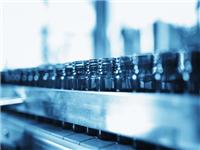 玻璃瓶机械吹制成型方法  玻璃瓶生产工艺主要流程