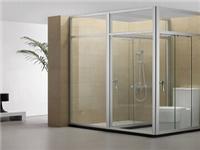 玻璃的淋浴房适合家用吗  淋浴房玻璃怎样清洗干净