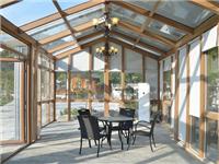 玻璃阳光房常用哪种玻璃  玻璃阳光房有什么优缺点