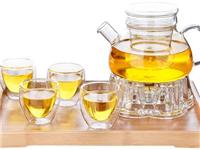 玻璃茶具有着哪些优缺点  玻璃茶具拥有着哪些特点