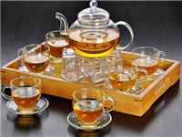 玻璃茶壶产品有什么特点  玻璃茶壶清除茶垢的方法