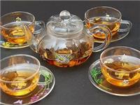 玻璃茶壶有什么性能特点  玻璃茶壶的成型吹制工艺