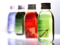 彩色玻璃材料的染色原理  玻璃瓶表面喷涂施工过程