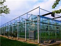 玻璃温室钢结构有何特点  玻璃温室铝合金配件要求