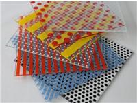 彩釉玻璃是什么新型玻璃  玻璃彩釉的烧结工艺流程