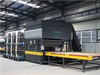玻璃钢化炉的组成与原理  中空玻璃加工设备的组成