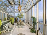 阳光房顶有哪些隔热方法  玻璃房顶如何能反光隔热