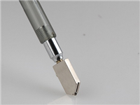 怎样用玻璃刀手动割玻璃  使用玻璃切割片有何好处