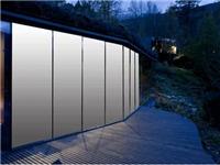 调光玻璃为何通电变透明  磨砂玻璃怎么变透明玻璃