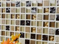 玻璃锦砖材料有什么特点  玻璃锦砖材料施工的步骤