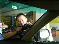 汽车玻璃划痕可以修复吗  玻璃表面划痕该怎么修复