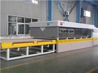 钢化玻璃机组的主要组成  钢化玻璃设备要怎么挑选